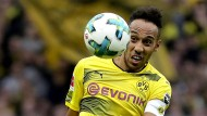 Auch Kapitän Aubameyang konnte es nicht richten für Dortmund.