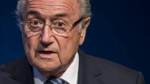 Blatter erhebt Vorwürfe gegen Wulff und Sarkozy