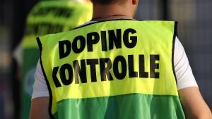 Unangekündigte Doping-Kontrollen sind rechtens