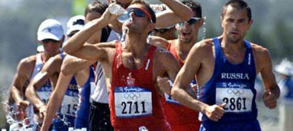 Durst: Getränke an der Fitness-Theke - Sport - FAZ