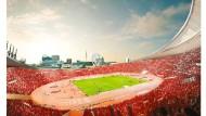 Die Vision: Ein Olympia-Stadion mit Blick auf die Elbe