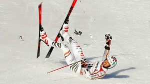 Schmid begeistert, Luitz schwer verletzt