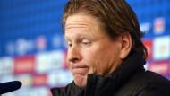 Nach dem 0:2 gegen Köln muss Trainer Markus Gisdol beim HSV gehen.