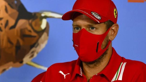 Drei Optionen für Vettel nach Aus bei Ferrari