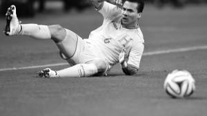 Fußball-Nationalspieler Peralta erschossen