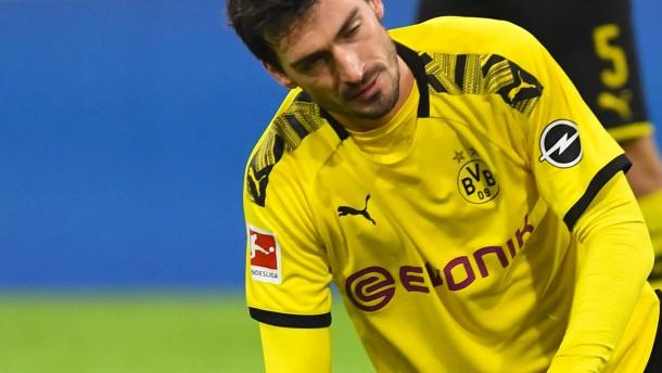 Klartext von Hummels nach Dortmunds Klatsche