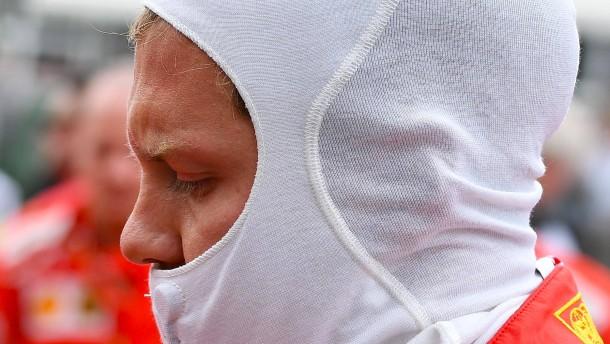 Grande Tristezza im Ferrari-Land