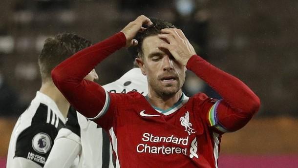 Liverpool enttäuscht schwer