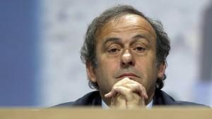 Früherer Uefa-Präsident Michel Platini in Polizeigewahrsam