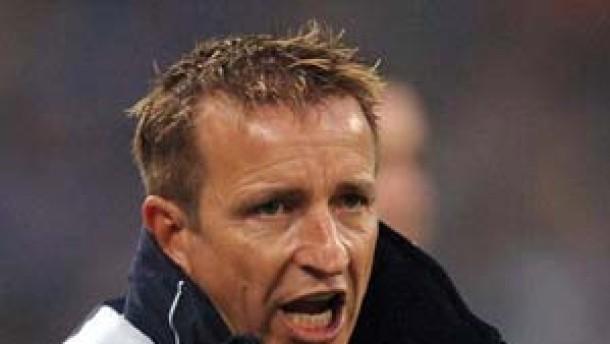 DFB sperrt Duisburgs Trainer Meier ab sofort