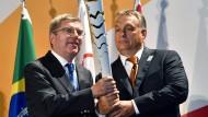 Orbáns Olympia-Traum ist beendet