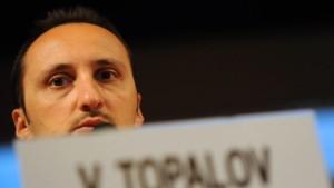 San Luis lässt grüßen - Topalow ist zurück