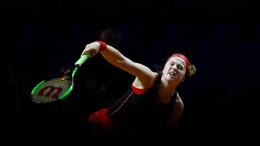 Ostapenko als Erste im Viertelfinale