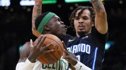Na, wo spielen sie denn in der NBA?
