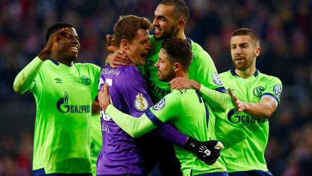 Schalke auf dem Umweg der Besserung