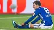 Leon Goretzka musste sich Pfiffe anhören beim Remis gegen Hannover.
