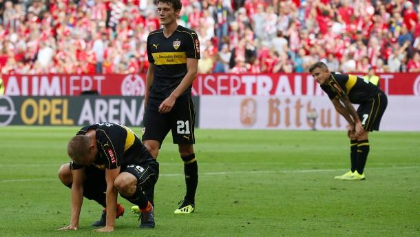 Und jetzt auch noch gegen die Bayern