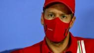"""""""Es lag nie ein Angebot auf dem Tisch"""": Sebastian Vettel"""