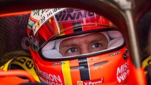 So wird das nichts für Vettel