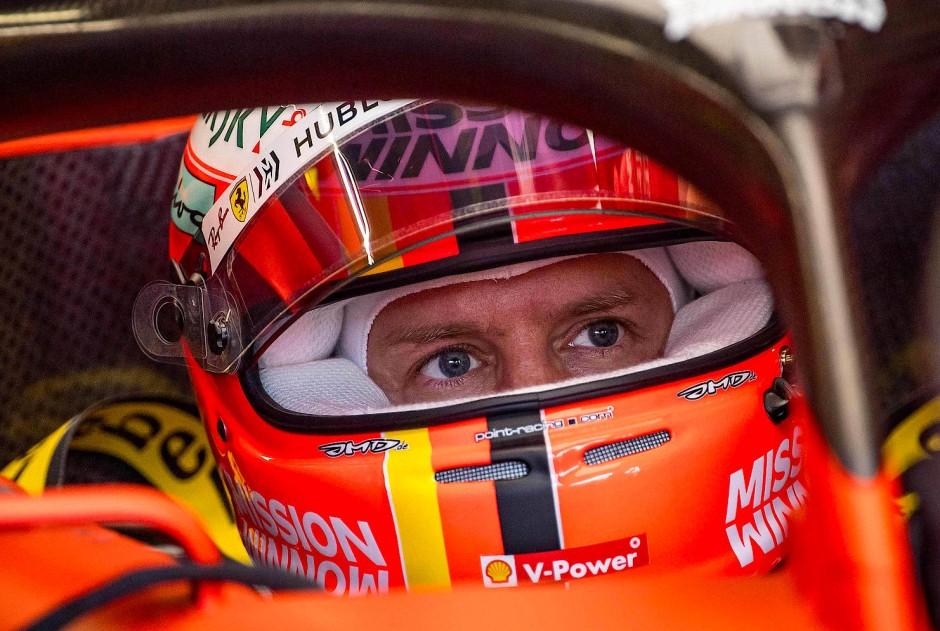 Formel-1-Training in Monaco