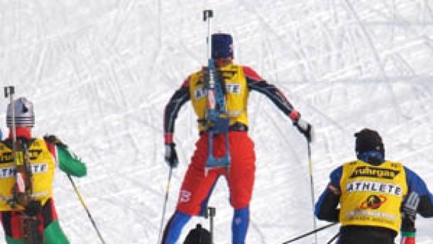 Vierter Saisonsieg für Björndalen