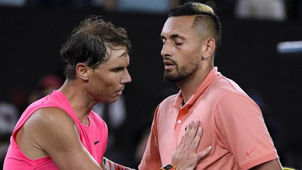Tennis-Star ohne Verständnis für Turnier-Pläne