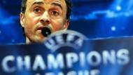 Wie Trainer Enrique Barça erfolgreich macht