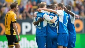 Kiel nimmt Kurs Richtung Bundesliga