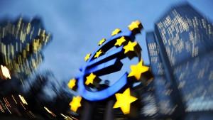 EZB verteidigt die Dicke Bertha
