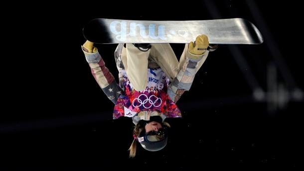 Farrington holt Halfpipe-Gold in Herzschlag-Finale