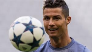 Ronaldo schwärmt von Real