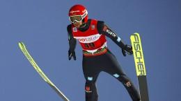 Eisenbichler rettet deutsches Skisprung-Ergebnis