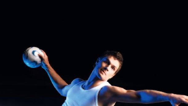 Der Handball-Luftikus