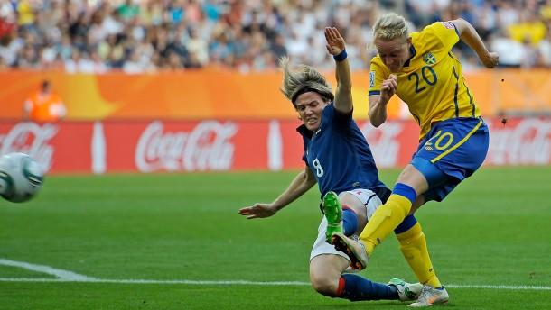 Hammarströms Hammer sichert Schweden Bronze
