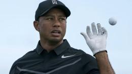 Die andere Rückkehr des Tiger Woods