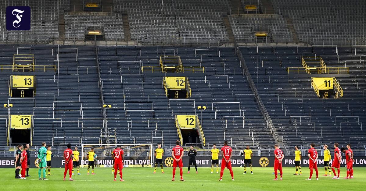 """""""Dortmund gegen Bayern ohne Fa: Zuschauer trotz Corona-Krise?"""
