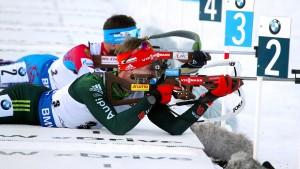 Ein Mann für Großes im Biathlon