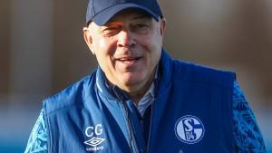 Start der Schalker Mission mit einem Problem