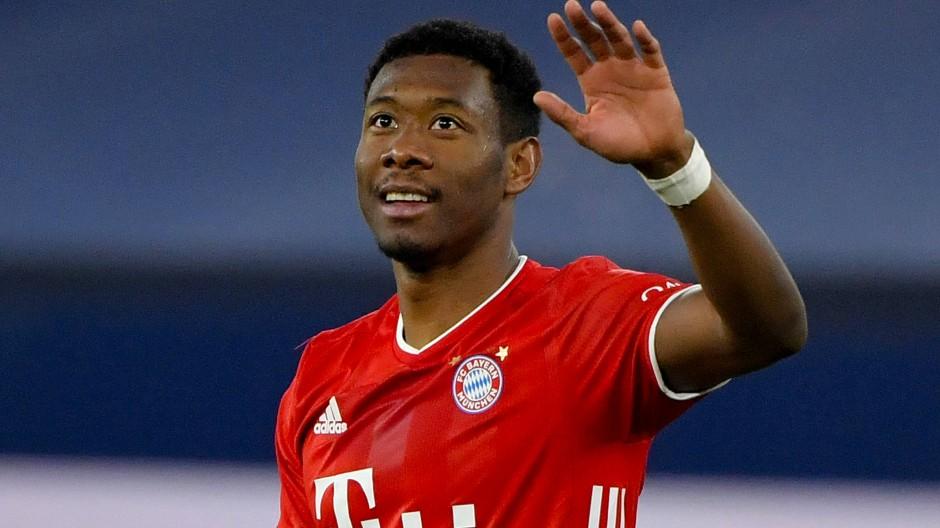 Sein Ziel ist weiter unklar: David Alaba verlässt den FC Bayern.