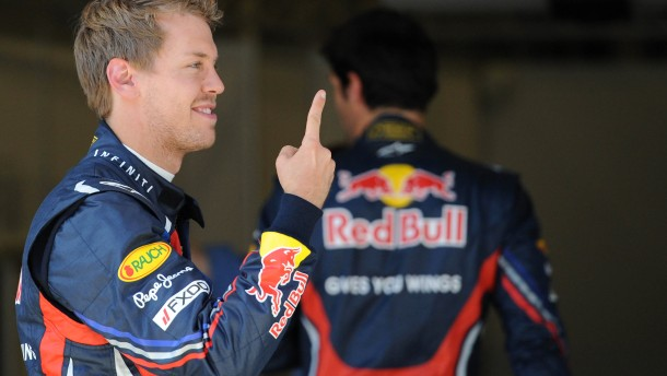 Pole Positon - Vettels vierter Streich