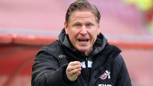 So plant der 1. FC Köln jetzt mit Trainer Gisdol