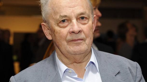 Sportfunktionär Walther Tröger ist tot