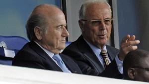 """""""Der Fifa würde weibliche Intelligenz sehr gut tun"""""""