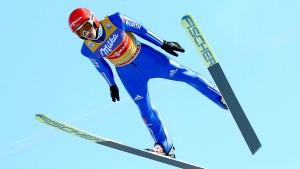 Freitag in Qualifikation in Garmisch wieder stark