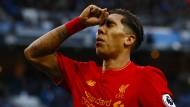 Liverpool verspielt Sieg in Manchester noch