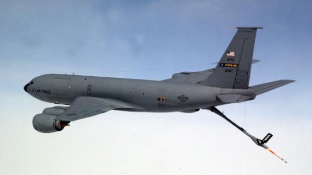 EADS gibt sich bei Tankfliegern geschlagen