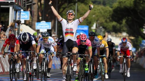 Greipel holt Etappensieg beim Giro