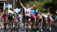 Andre Greipel lässt die Konkurrenz auf der sechsten Etappe hinter sich