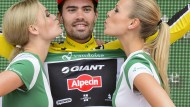 """Das Team Giant-Alpecin muss bei der Tour auf """"Doping für die Haare"""" verzichten"""