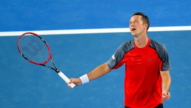 PR-Desaster im Davis-Cup